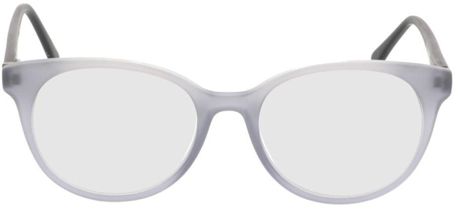 Picture of glasses model Comma70030 93 grau 50-17 in angle 0