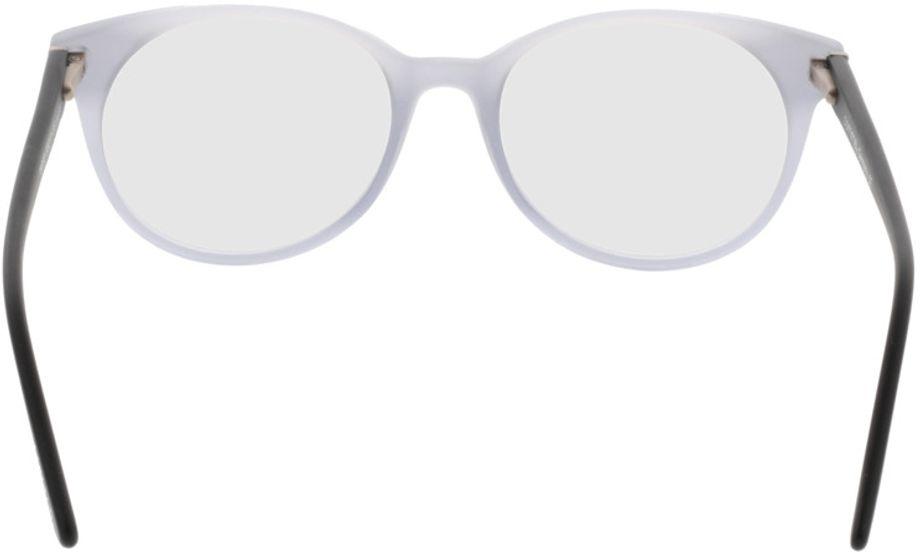 Picture of glasses model Comma70030 93 grau 50-17 in angle 180