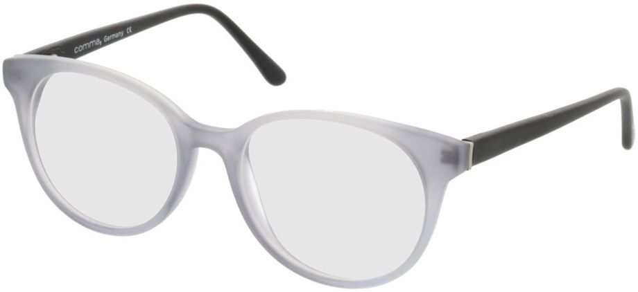 Picture of glasses model Comma70030 93 grau 50-17 in angle 330
