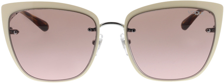 Picture of glasses model Vogue VO4158S 323/14 55-17 in angle 0