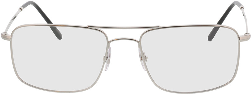 Picture of glasses model Ray-Ban RX6434 2501 55-18 in angle 0