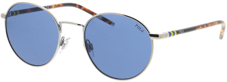 Picture of glasses model Polo Ralph Lauren PH3133 900180 51-20 in angle 330