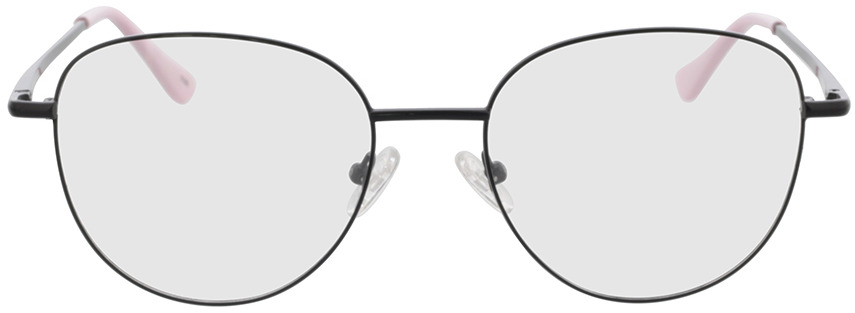 Picture of glasses model Kadina-schwarz in angle 0