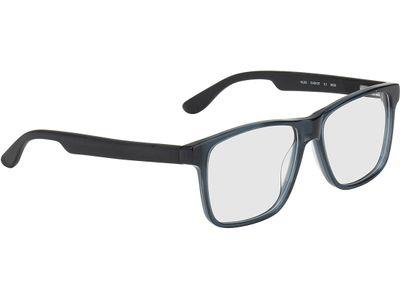 Brille Orléans-blau/schwarz