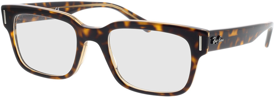 Picture of glasses model Ray-Ban RX5388 5989 53-20 in angle 330