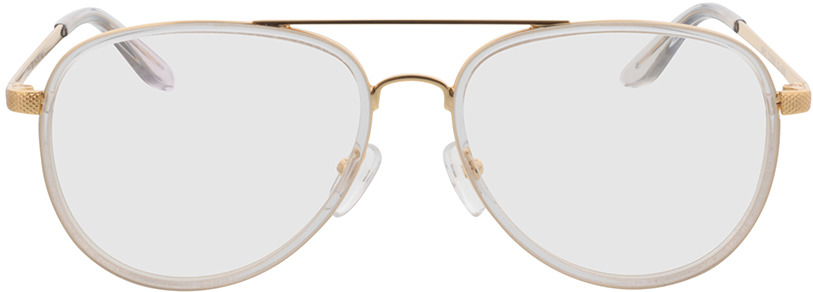 Picture of glasses model Long Beach transparente/dourado in angle 0
