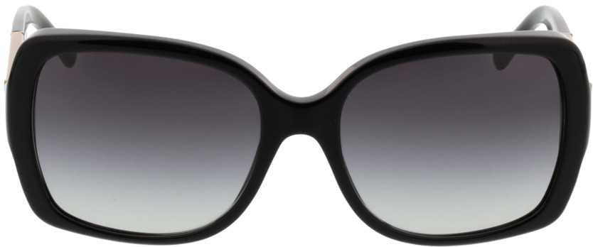 Picture of glasses model Burberry BE 4160 34338G in angle 0