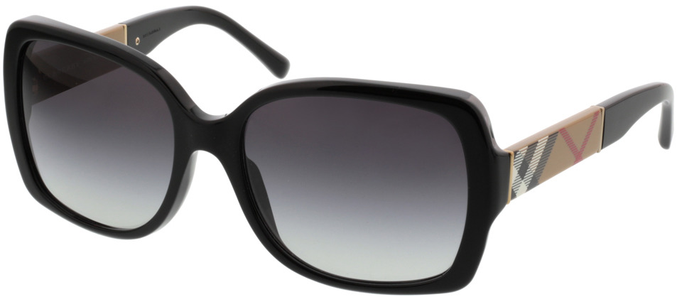 Picture of glasses model Burberry BE 4160 34338G in angle 330