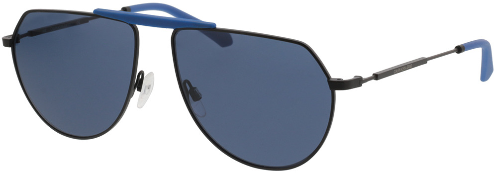 Picture of glasses model Calvin Klein Jeans CKJ20215S 400 58-15 in angle 330