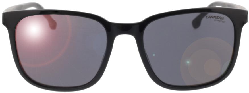 Picture of glasses model Carrera CARRERA 8046/S 807 54-19 in angle 0
