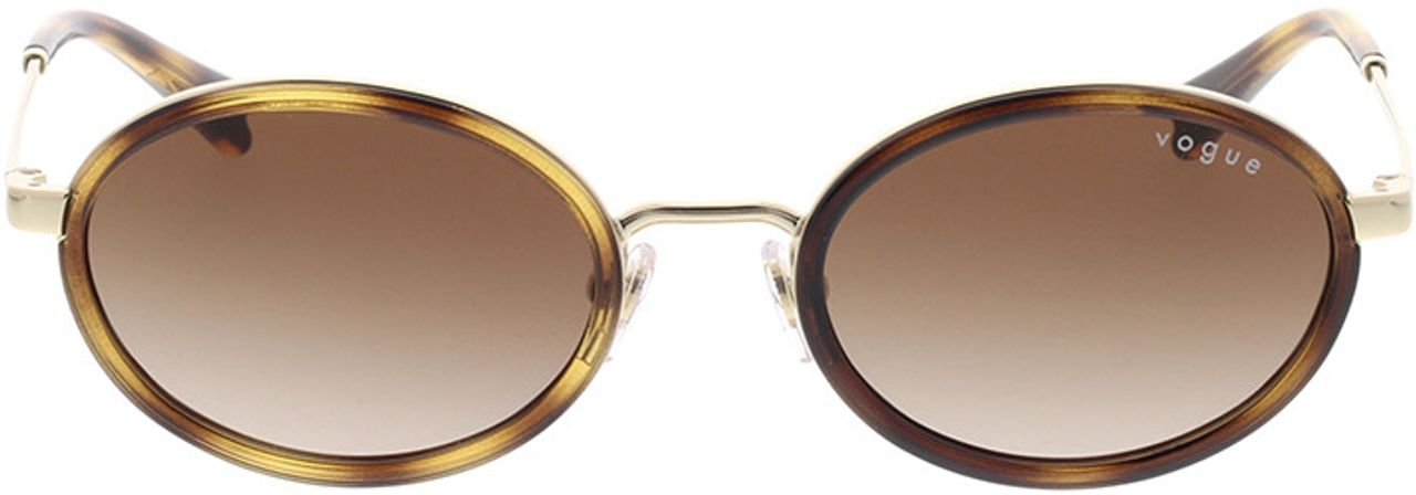 Picture of glasses model Vogue VO4167S 848/13 48-19 in angle 0