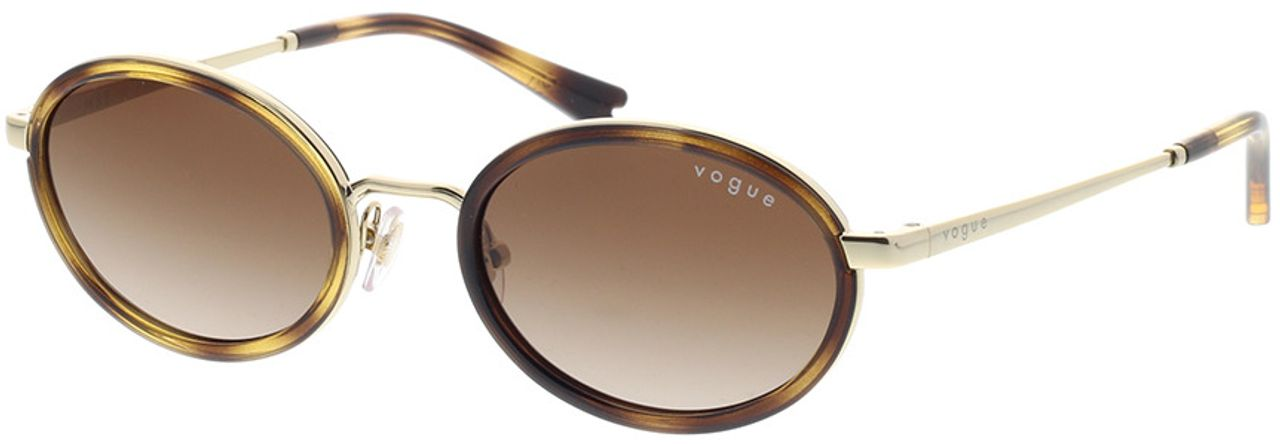 Picture of glasses model Vogue VO4167S 848/13 48-19 in angle 330