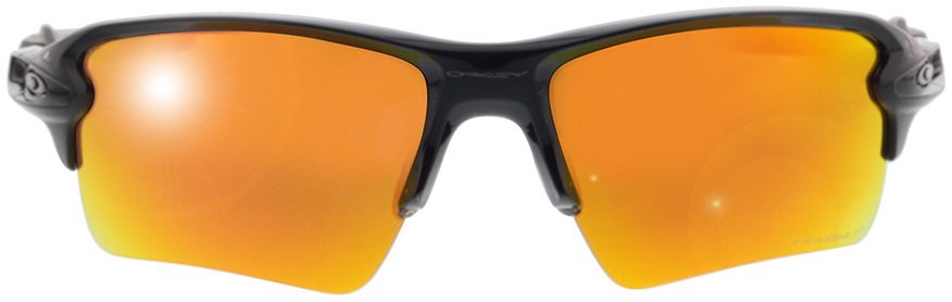 Picture of glasses model Oakley OO9188 9188F6 59-12 in angle 0