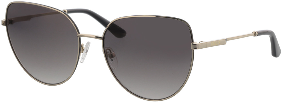 Picture of glasses model Guess GU7784 032C 59 in angle 330