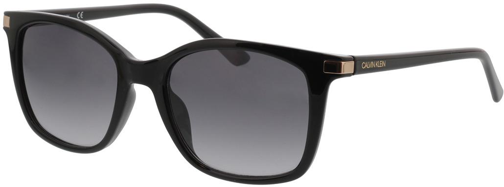 Picture of glasses model Calvin Klein CK19527S 001 54-19