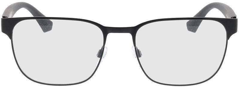 Picture of glasses model Emporio Armani EA1103 3001 55-18 in angle 0
