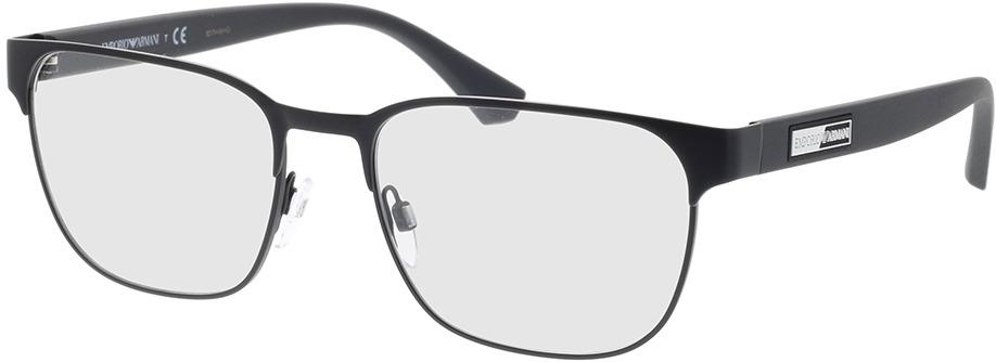 Picture of glasses model Emporio Armani EA1103 3001 55-18 in angle 330