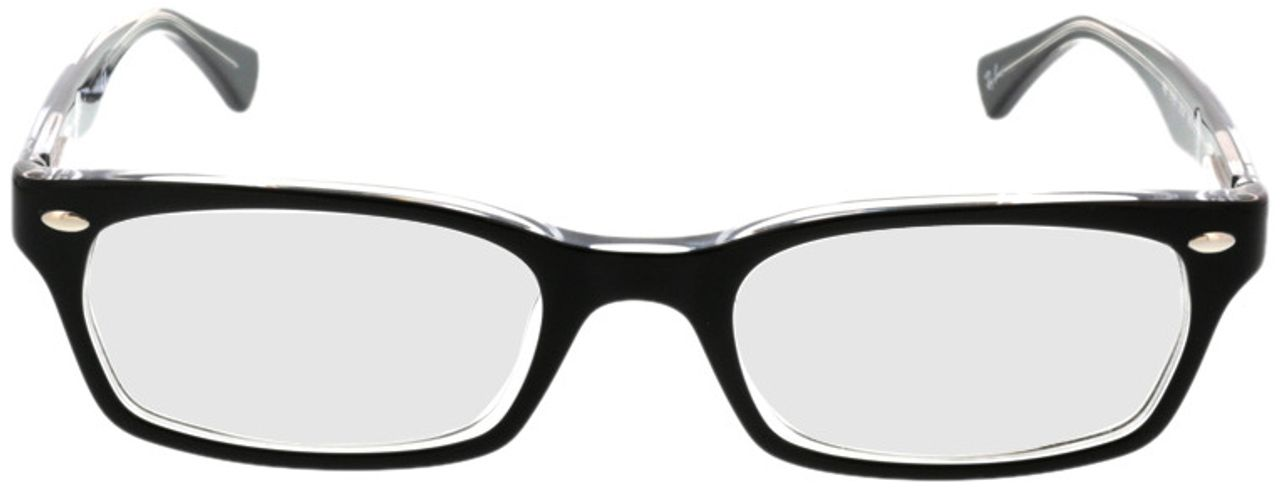 Picture of glasses model Ray-Ban RX5150 2034 50-19 in angle 0