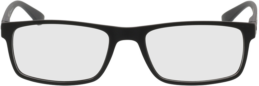Picture of glasses model Calvin Klein CK19569 001 55-18 in angle 0