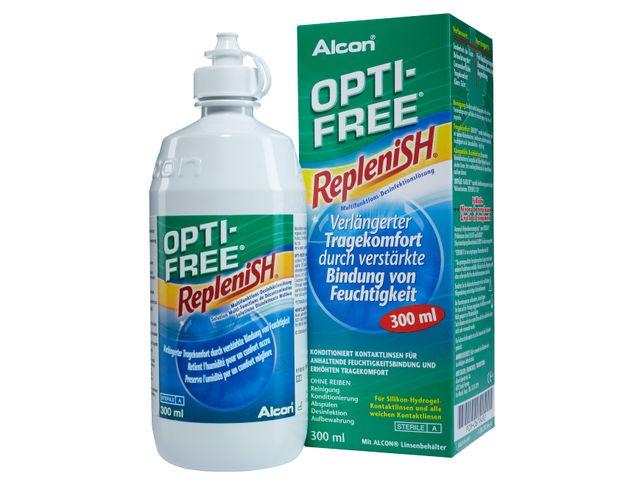 OPTI-FREE® RepleniSH® 300 ml