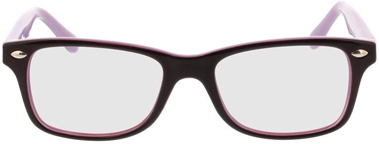 Picture of glasses model Revo lila/flieder in angle 0