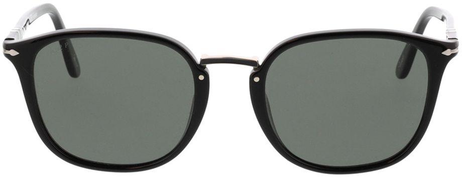 Picture of glasses model Persol PO3186S 95/58 53-21 in angle 0