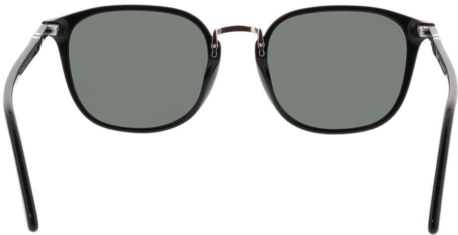 Picture of glasses model Persol PO3186S 95/58 53-21 in angle 180