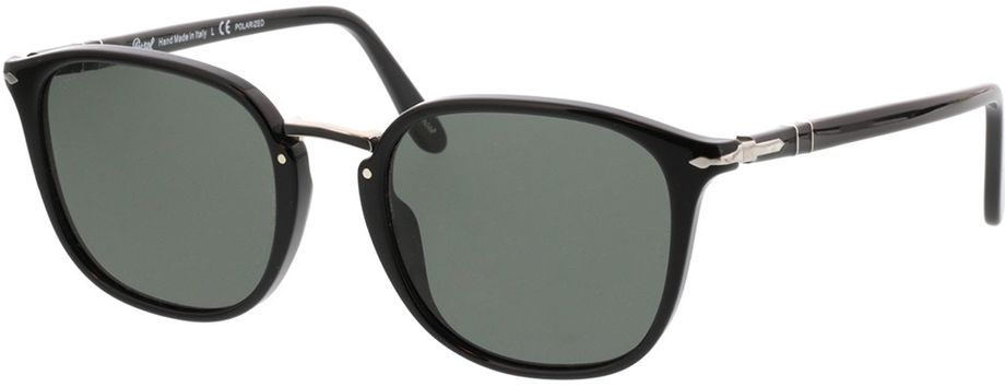 Picture of glasses model Persol PO3186S 95/58 53-21 in angle 330