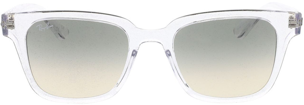 Picture of glasses model Ray-Ban RB4323 644732 51-20 in angle 0