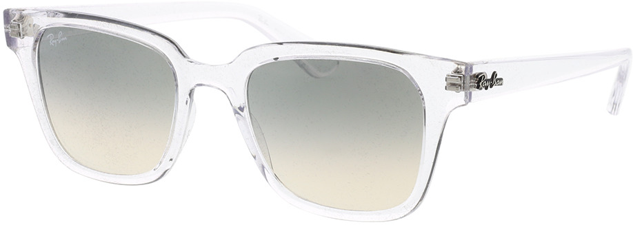 Picture of glasses model Ray-Ban RB4323 644732 51-20 in angle 330