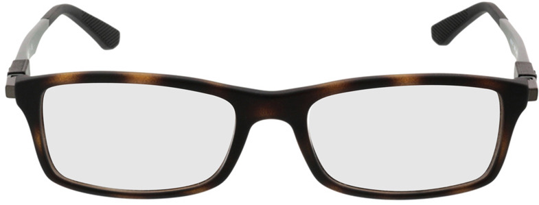Picture of glasses model Ray-Ban RX7017 5200 54-17 in angle 0