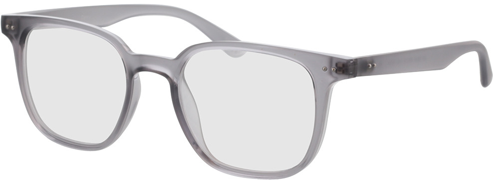 Picture of glasses model Castro-grau-transparent in angle 330