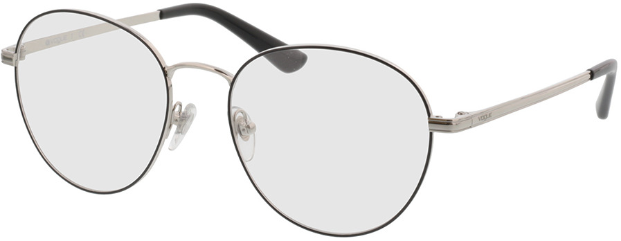 Picture of glasses model Vogue VO4024 352 52 18 in angle 330