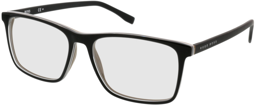 Picture of glasses model Boss BOSS 0764 QHI 54-16 in angle 330