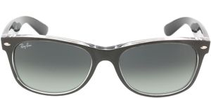 Picture of glasses model Ray-Ban New Wayfarer RB2132 614371 55-18