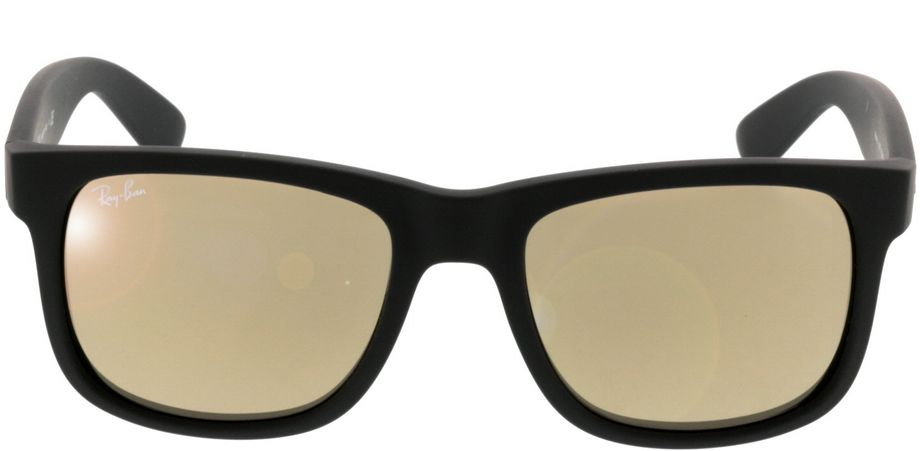 Picture of glasses model Ray-Ban Justin RB4165 622/5A 51-16 in angle 0