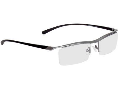 Brille Kolding-silbergrau/schwarz