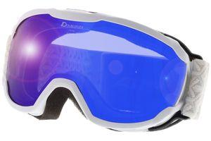 Skibrille PHEOS JR. HM White Mirror Blue