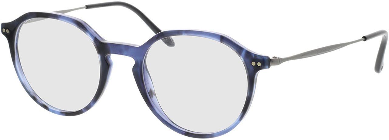 Picture of glasses model Giorgio Armani AR7191 5845 52-21 in angle 330