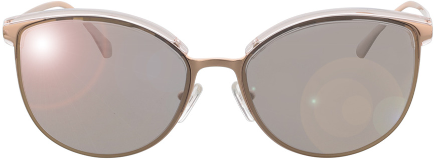 Picture of glasses model Michael Kors MK1088 11086H 59-16 in angle 0