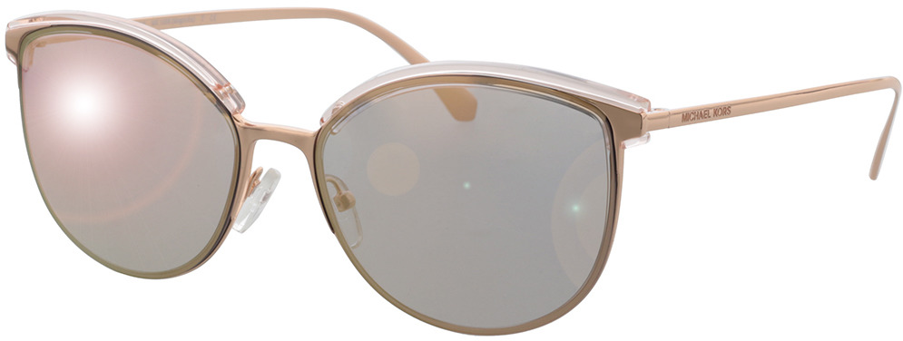 Picture of glasses model Michael Kors MK1088 11086H 59-16 in angle 330