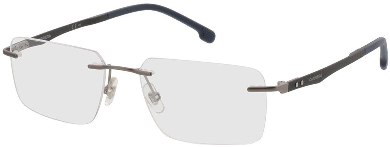 Picture of glasses model Carrera CARRERA 8853 R81 55-17 in angle 330