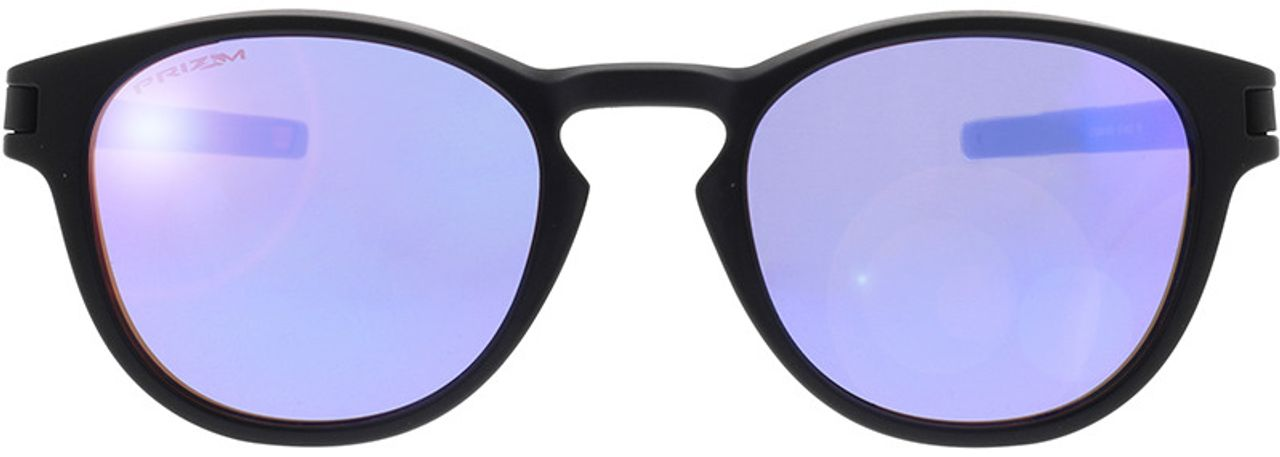 Picture of glasses model Oakley Latch OO9265 926555 53-21 in angle 0