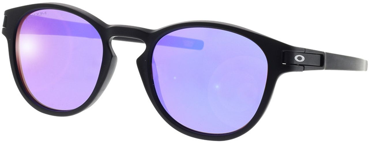 Picture of glasses model Oakley Latch OO9265 926555 53-21 in angle 330