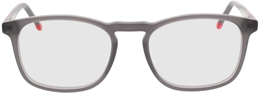 Picture of glasses model Volano-mate transparente cinzento in angle 0