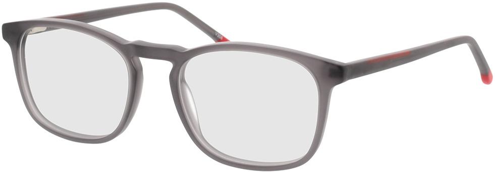 Picture of glasses model Volano-mate transparente cinzento in angle 330