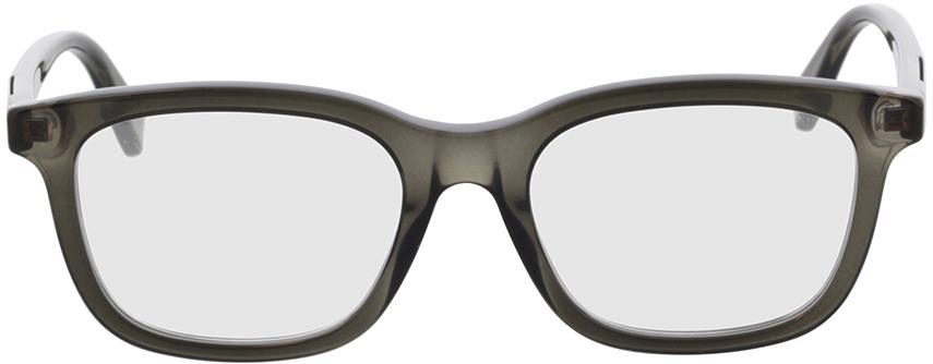Picture of glasses model Gucci GG0938O-005 53-19 in angle 0
