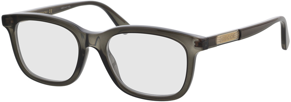 Picture of glasses model Gucci GG0938O-005 53-19 in angle 330
