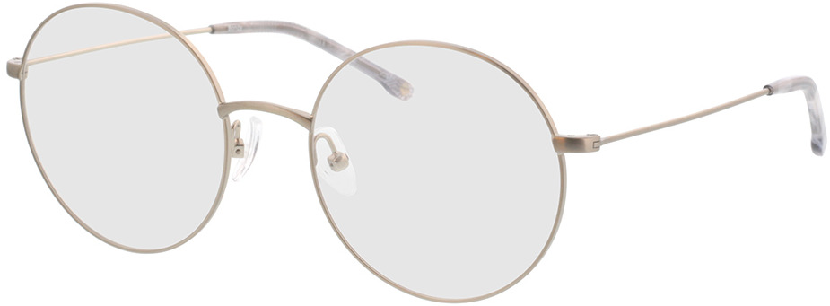 Picture of glasses model Bondy-matt silber in angle 330