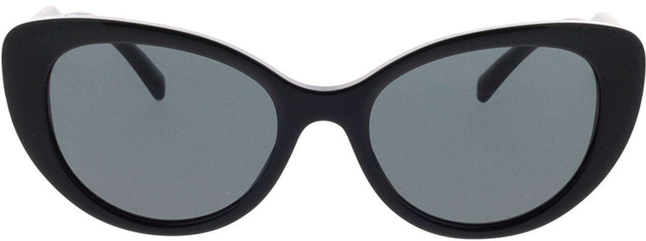 Picture of glasses model Versace VE4378 GB1/87 54-19 in angle 0